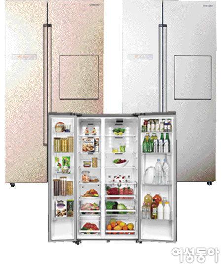 삼성전자 지펠 그랑데스타일 냉장고를 드립니다