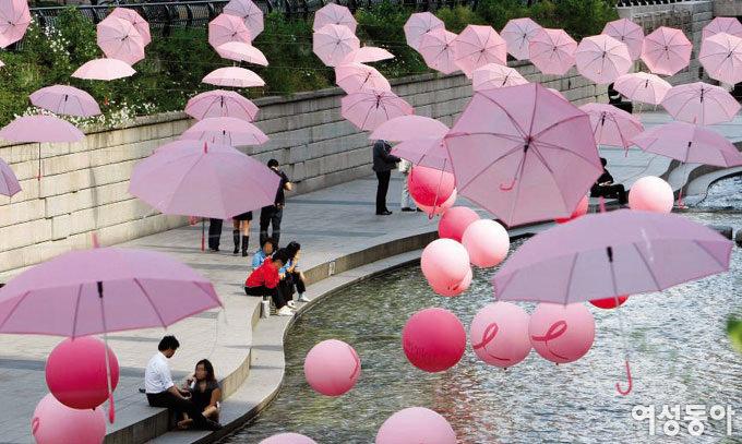 25명 중 1명은 걸린다 급증하는 유방암 대처법