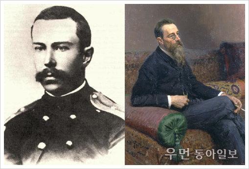 이지현의 아주 쉬운 예술이야기 군인에서 작곡가로 제 2의 인생을 산… 림스키 코르사코프의 관현악곡