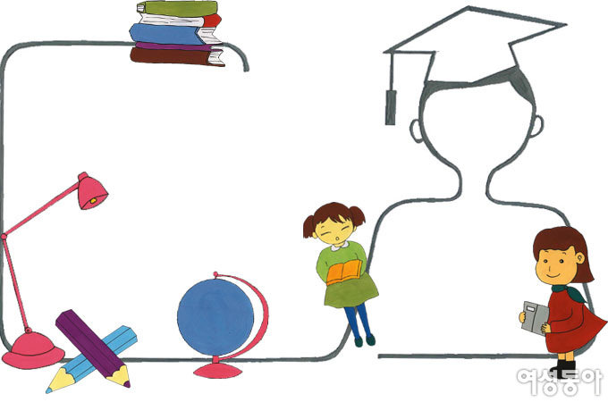 워킹맘의 자녀 교육법