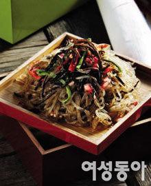 삼척 신흥사 정관스님이 차린 공양밥상