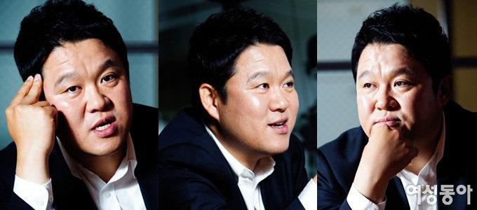 막말 파문 6개월 만에 돌아온 김구라 반성문 쓰다