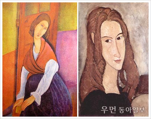 이지현의 아주 쉬운 예술이야기 모딜리아니의 '잔느의 초상'…불꽃같은 사랑을 나눈 연인 모딜리아니와 잔느의 드라마틱한 사연