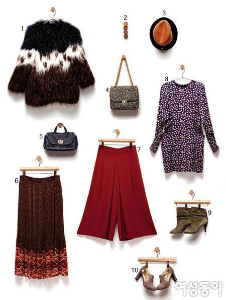 패션 피플 겨울옷 쇼핑 테크닉