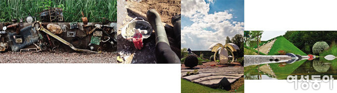 한국식 '뒷간'을 정원으로 끌어들인 가든 디자이너 황지해의 인생 반전