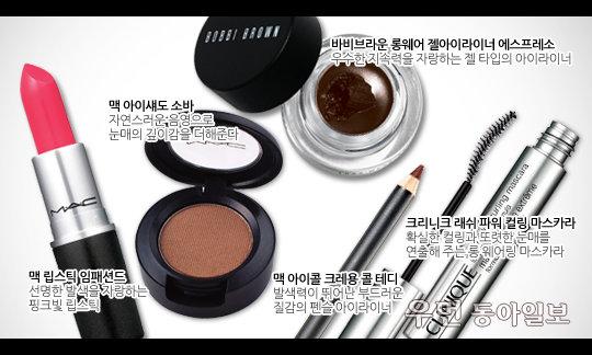 립스틱 하나로 메이크 오버~전혜빈의 '원 포인트 립 메이크업' 노하우