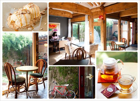 예술인마을 서촌 둘러보기~ 운치있는 한옥 카페 2