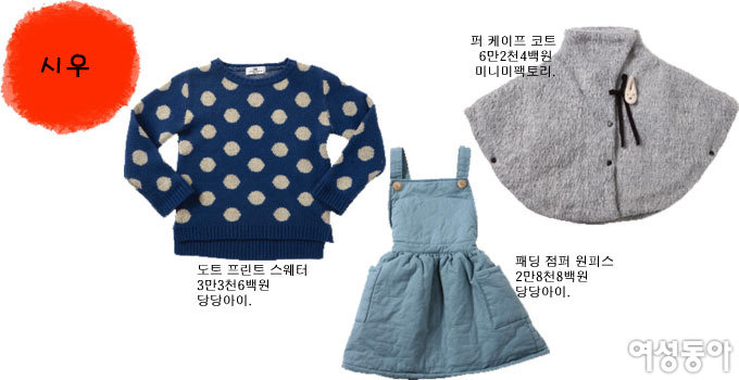 베이식 SPA 브랜드 VS 트렌디 인터넷 쇼핑몰 겨울옷 103