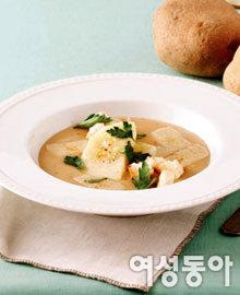영양 만점 감자 요리
