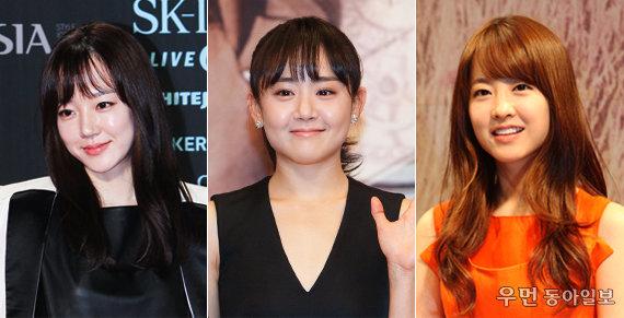 임수정, 문근영, 박보영··· 5살 어려보이는 여배우 동안 메이크업 STEPⅡ. Eye Makeup