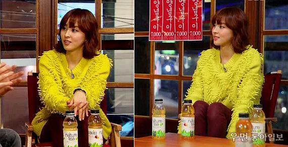 SBS '힐링캠프, 기쁘지 아니한가' 한혜진이 선택한 스타일링 아이템 공개!