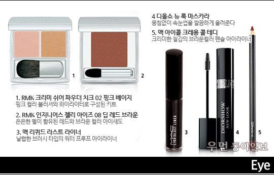 막내의 변신~걸그룹 '헬로비너스' 유영의 '베이비 페이스 메이크업' 노하우!
