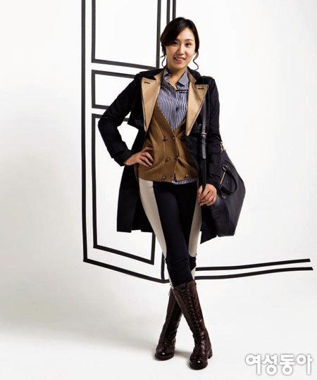 패션 피플 프로페셔널 오피스 룩