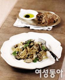폰타나 올리브유 & 포도씨유로 만든 신선 요리