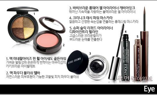 화이트룩에 제격! 드라마 '돈의 화신' 오윤아의 세련된 '피치 핑크 메이크업' 노하우