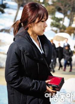 말기 암도 꺾지 못했던 故 임윤택의 열정&아내 이혜림 씨 애틋한 작별 인사