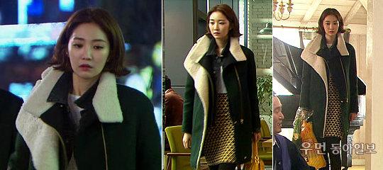 드라마 '야왕' 패셔니스타 고준희의 '트렌디 캐주얼 룩' 전격 공개