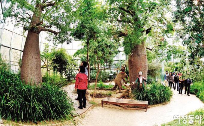 봄 향기 가득한 수목원&테마공원