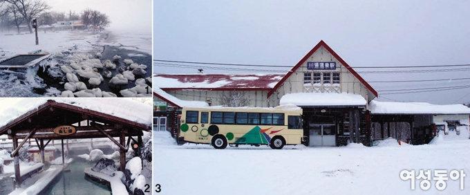 증기기관차 타고 '홋카이도의 보석'을 찾아가다