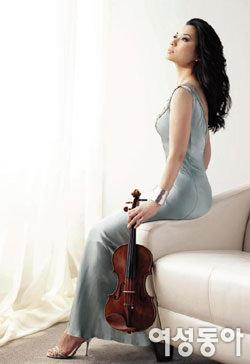 어느새 데뷔 20년, 털털한 바이올린 여제 사라 장과의 솔직담백 토크