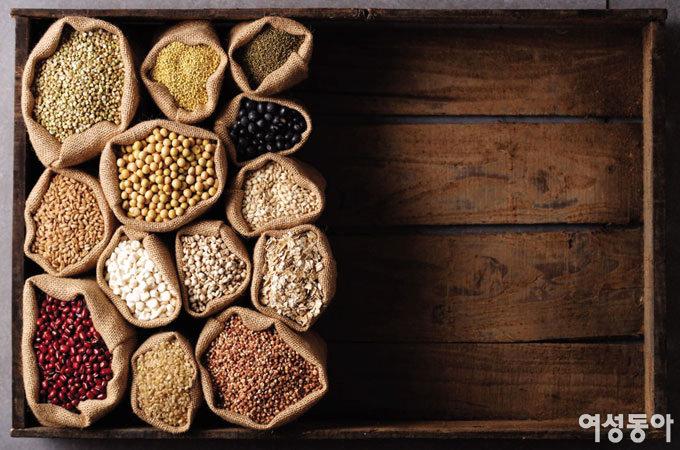 자연이 주는 선물, 통곡물 영양학