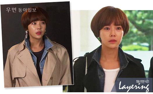 3가지 키워드로 말하는 드라마 '돈의 화신' 황정음의 패션 분석