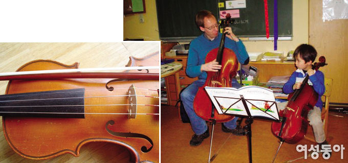 독일의 체계적인 음악 교육
