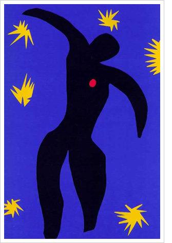 이지현의 아주 쉬운 예술 이야기…마티스 '이카루스'…과욕을 부리다 한없이 추락하는 우리네 모습