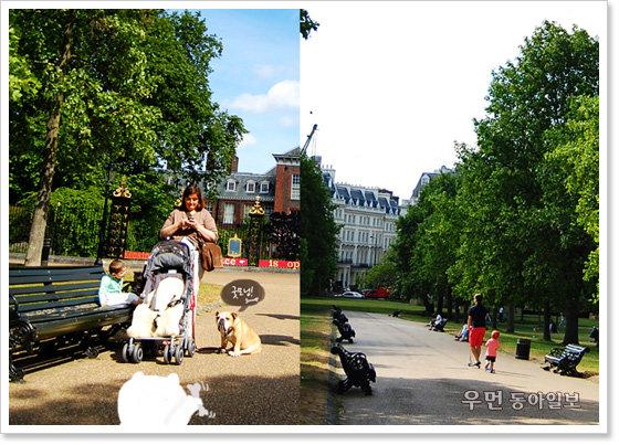 """'이웃집블로거 빌시' 이진형의 소소한 유럽 이야기 """"런던의 힐링 스팟… 켄싱턴 가든을 거닐다"""""""