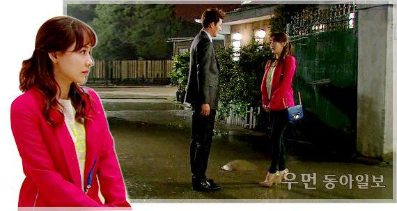 MBC 드라마 '백년의 유산' 유진의 다양한 핑크 재킷 스타일링!