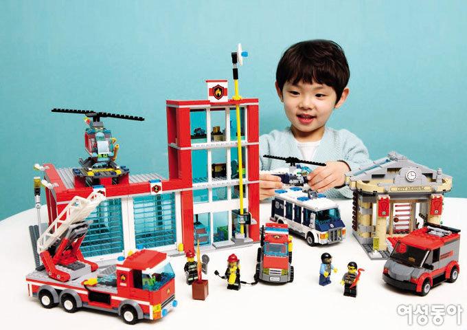 전 세계 어린이의 위시리스트 '레고® 시티'