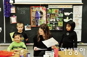 미국에 부는 핀란드식 교육 열풍