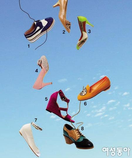 구름 위를 걷듯 편한 신발 찾기 대작전