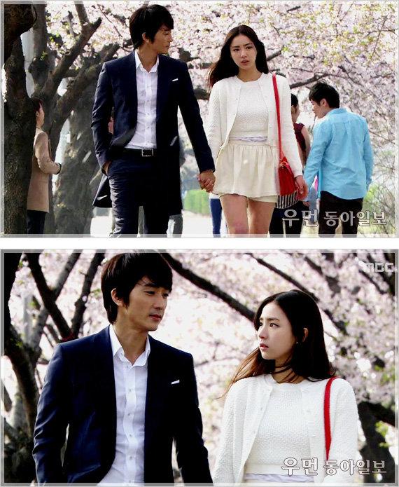 MBC 드라마 '남자가 사랑할 때' 신세경의 남자를 사로잡는 '시스루 룩' 스타일링 비법