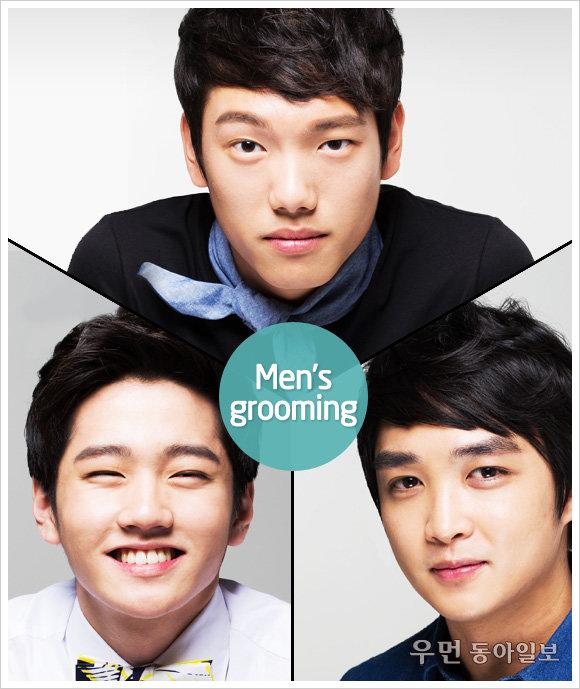 세상에서 가장 쉬운 아이브로우 연출법! 송중기, 김수현, 유승호…스타를 벤치마킹 하라