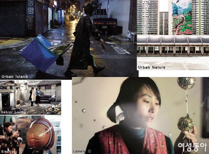 Nils Clauss 뷰파인더 속의 한국