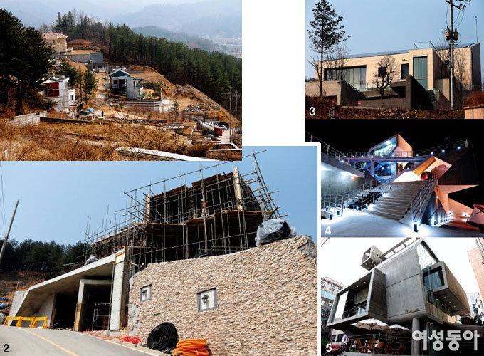 경기도 가평에 새 보금자리 짓는 장동건·고소영 부부