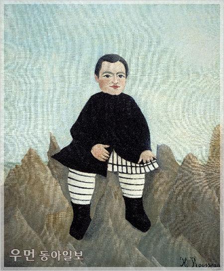마음에 휴식을 주는~ 루소 '바위 위의 소년'… 이지현의 아주 쉬운 예술 이야기