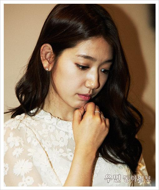사랑스러움 가득~박신혜의 로맨틱 핑크 립 메이크업 노하우!