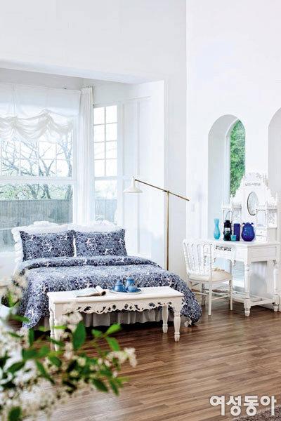 여름 침실 풍경 10가지
