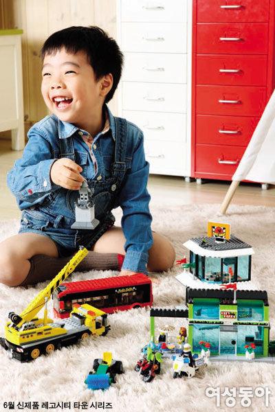 엄마가 골라주는 '참 좋은' 장난감 레고® 시티