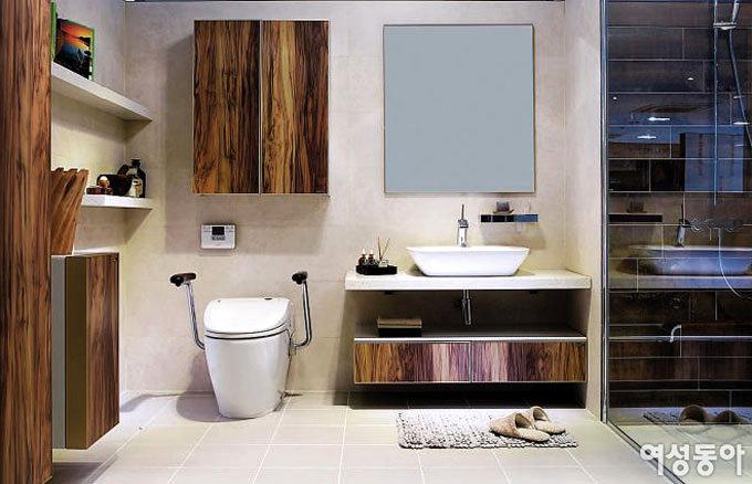 욕실 인테리어 솔루션