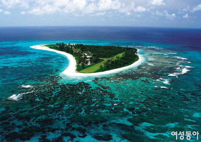 세상 어디에도 없는 지상 낙원 세이셸