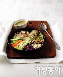 알칼리성 음식을 먹어라