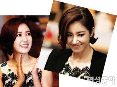지혜롭게 나이 드는 배우, 유호정