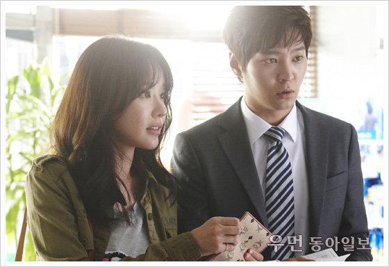 김아중-주원의 로맨틱 코미디 '온리유'… 두 사람의 케미 폭발 촬영 현장 첫 공개!