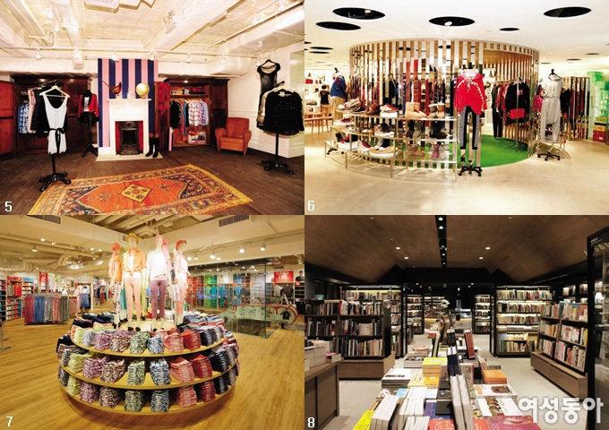 홍콩 쇼핑의 메카 '리 가든스'를 가다