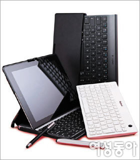 블루투스 키보드로 컨버터블 PC 따라잡기