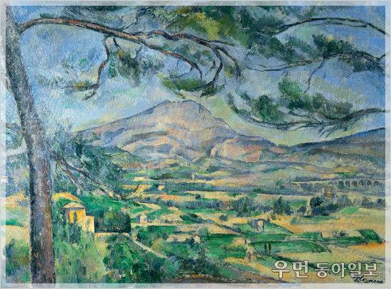 세잔이 그린 '생 빅트아르 산'의 두 얼굴… 이지현의 아주 쉬운 예술이야기