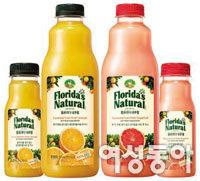 강남 맘에게 인기 있는 프리미엄 주스 플로리다 내추럴(Florida's Natural)